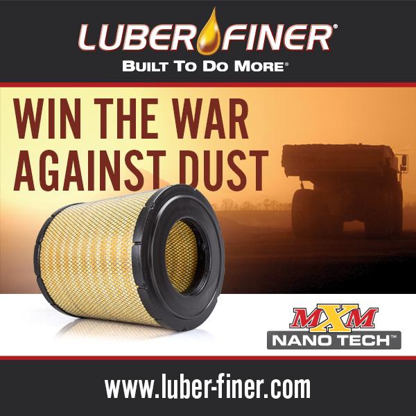 Dust-Advertisement