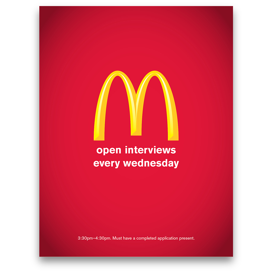 mcd-open-interviews